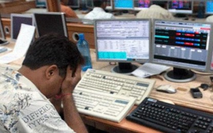 Indian markets endured the worst part of the US-North Korea bout, traded in red this week
