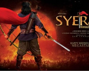 Sye Raa! The Narasimha Reddy Movement poster is here!