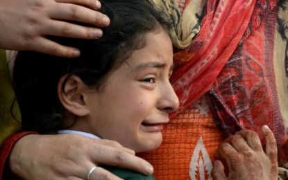 Your tears have shaken many hearts: J & K Police to the daughter of the deceased policeman
