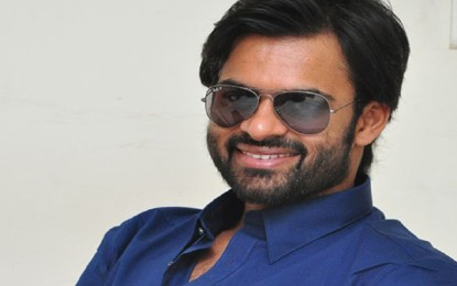 Love specialist for Sai Dharam Tej!