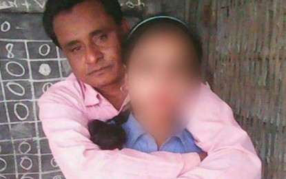 """Social media gossip with the """"obscene"""" photo of the teacher of Assam with a minor student"""