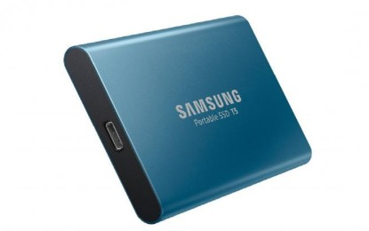Samsung launches new portable storage SSD T5