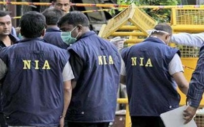 Terror funding case: NIA conducts incursions into 12 locations in Kashmir