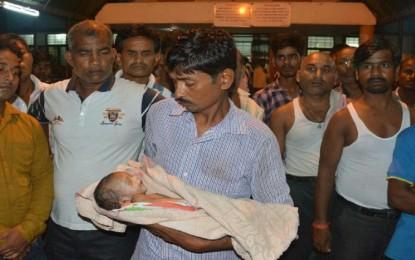 Government of Gorakhpur suspends Gorakhpur hospital chief for negligent behavior