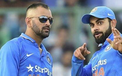 This is what Virat Kohli said about MS Dhoni before the 2nd Sri Lanka vs India ODI