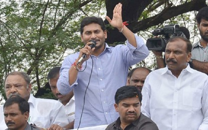 The consultation of YS Jagan campaign finds resonance in Nandyal