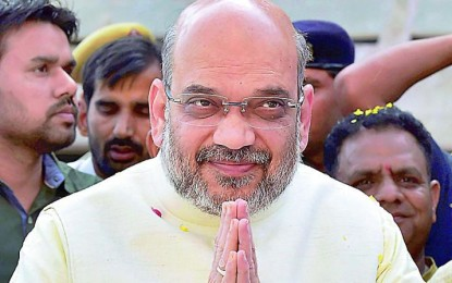 Amit Shah for Mangaluru in October
