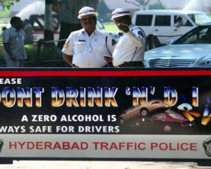 80 drunk drivers sent to jail in Hydraulics