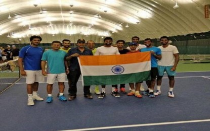 It's a youth clash in India-Canada Davis Cup tie