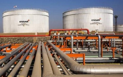 Essar Oil to invest US $ 250 million in U.K refinery