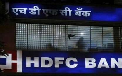 903/5000 HDFC Bank outperforms TCS to become the second most valuable company