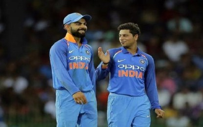Kohli offers freedom for bowlers, says Kuldeep Yadav