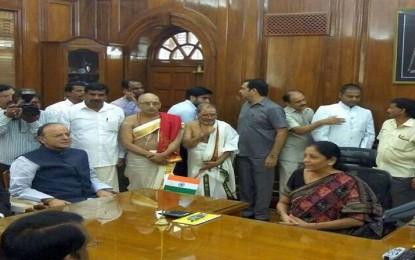 Nirmala Sitharaman to focus on military training