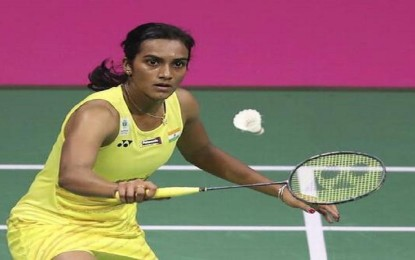P.V. Sindhu enters the final of the Korea Open