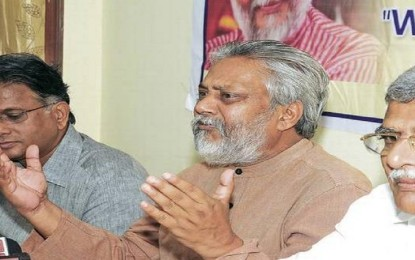 Do not link rivers, instead of reviving them: Rajendra Singh