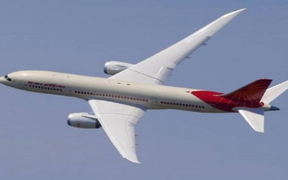 Air India launches its first direct flight to Denmark