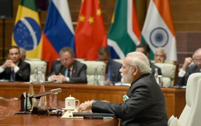 BRICS leaders deplore North Korea's nuclear test, Pak-based terrorist groups