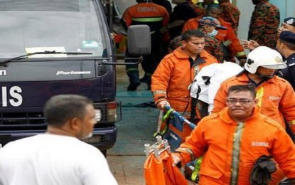 Malaysian fire blocks solitary exit to the Islamic bedroom; 23 dead