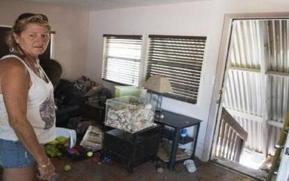 Hurricane Irma destroyed a quarter of Florida Keys homes