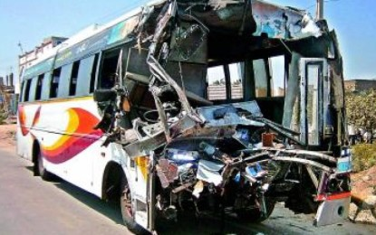 11 school children killed in bus crash in Iran