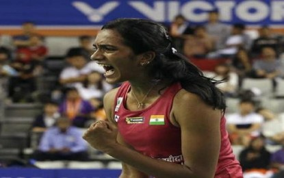 I wanted to be patient and control the rhythm, says Sindhu