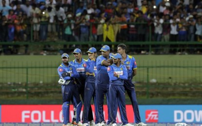 Sri Lanka does not seal direct qualification in the CCI 2019 Cricket World Cup