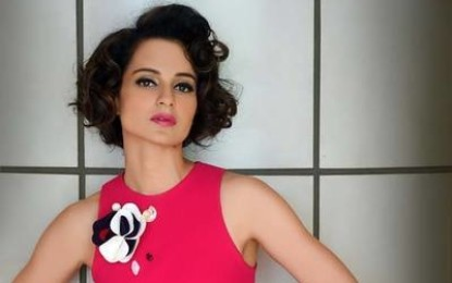 Superstar's Support to Kangana?