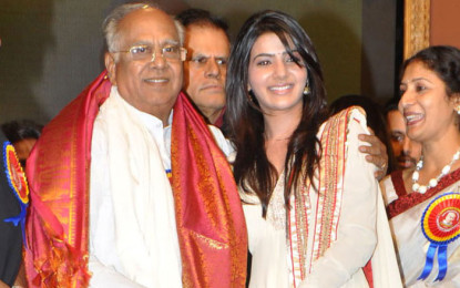 What Did ANR Said About Samantha's Skin?