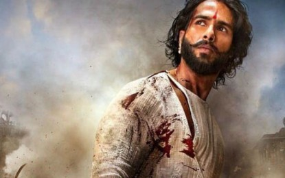 Shahid Kapoor gets trolled for his arcane post