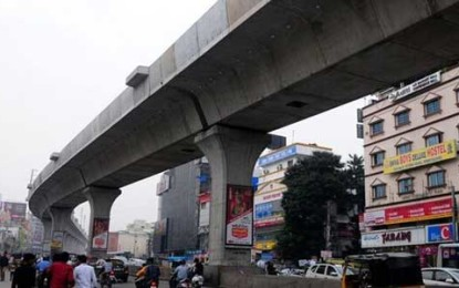 Metro to be easel for Telangana culture