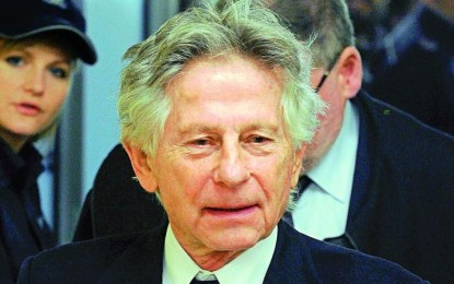 Roman Polanski accused of raping former German actress
