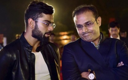Here is Sachin Tendulkar's advice that Virender Sehwag tells Virat Kohli to follow