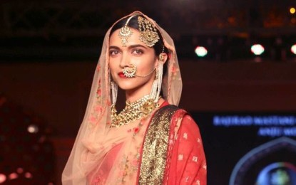 Deepika Padukone reveals why her 'unibrow' was important for Padmavati look
