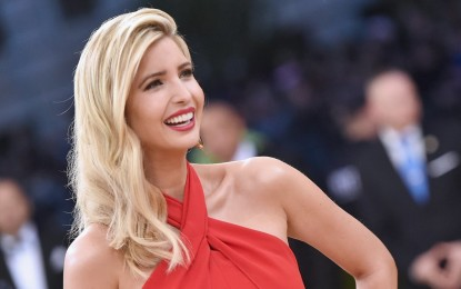 60-Vehicle Convoy for Ivanka During Hyd Visit