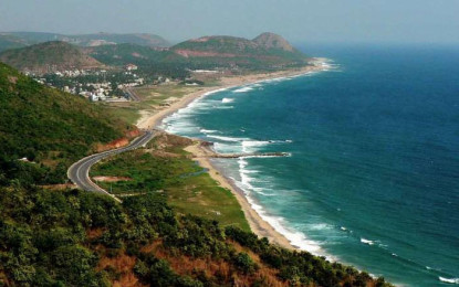 Vizag Emerges 9th Richest City in India