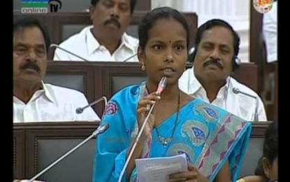 MLA Rajeshwari Ditches YS Jagan, Joins TDP