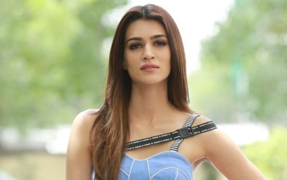 Kriti Sanon excited to work with Diljit Dosanjh