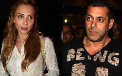 Iulia Vantur has returned to India but Salman Khan has no time for her?