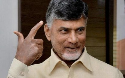 AP will be made knowledge hub of India: Chandrababu Naidu