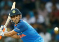 Dhoni, Pandey take India to 180