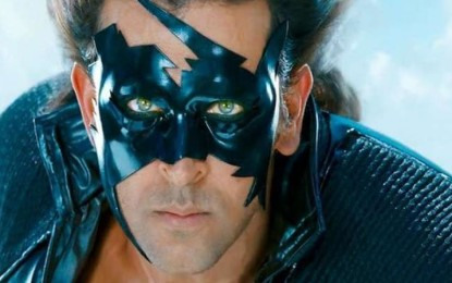 It's official! Hrithik Roshan's Krrish 4 seals Christmas 2020 for release