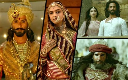 Supreme Court Gives A Relief To Padmavat!