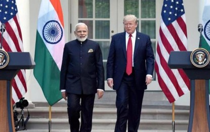 Trump may meet Modi at World Economic Forum, Davos