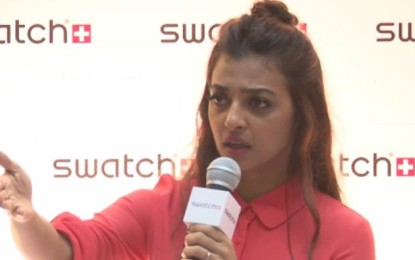 Radhika Apte loses her cool over catfight queries
