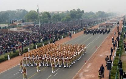 Delhi traffic police issues advisory ahead of Republic Day parade
