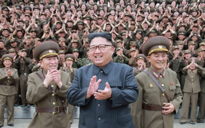North Korea fires missile which accidentally lands on its own city