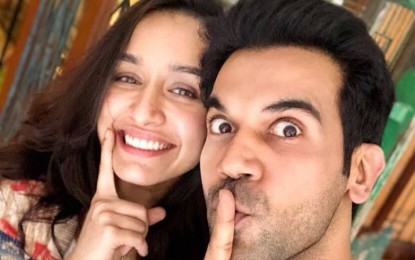 Rajkummar Rao-Shraddha Kapoor's horror comedy gets its title