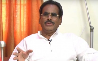 Sasikala's husband Natarajan surrenders before CBI court