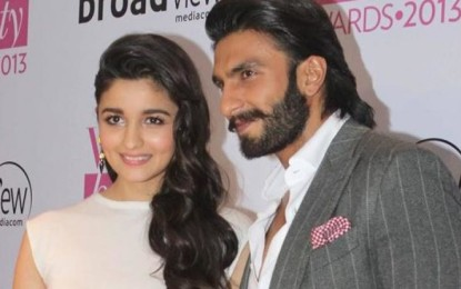 I rate Alia Bhatt very high as an actor, says Ranveer Singh