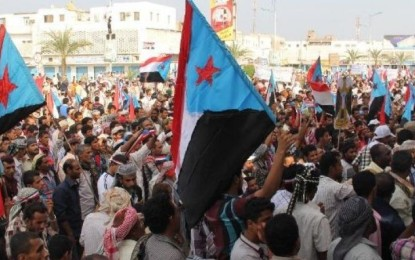 Yemen separatists capture Aden, govt confined to presidential palace